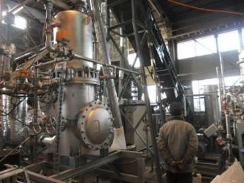 木ガス発電コジェネシステム